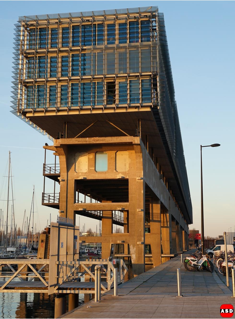 Amsterdam Noord, Shipyard