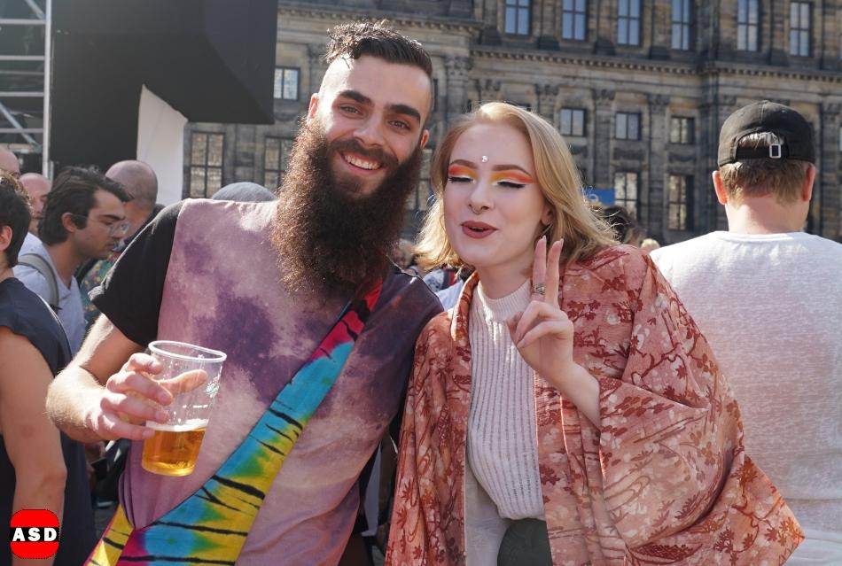 Amsterdam Pride 2017, CanalparadeAmsterdam Pride 2017, Canalparade
