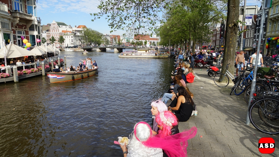 Amsterdam Pride2017 17, CanalparadeAmsterdam Pride2017 17, Canalparade