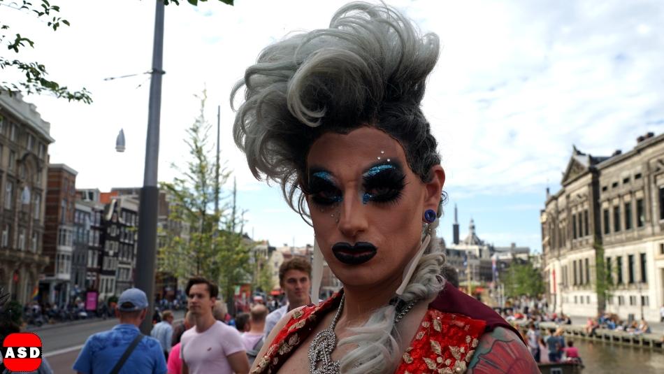 Amsterdam Pride2017 17, Canalparade