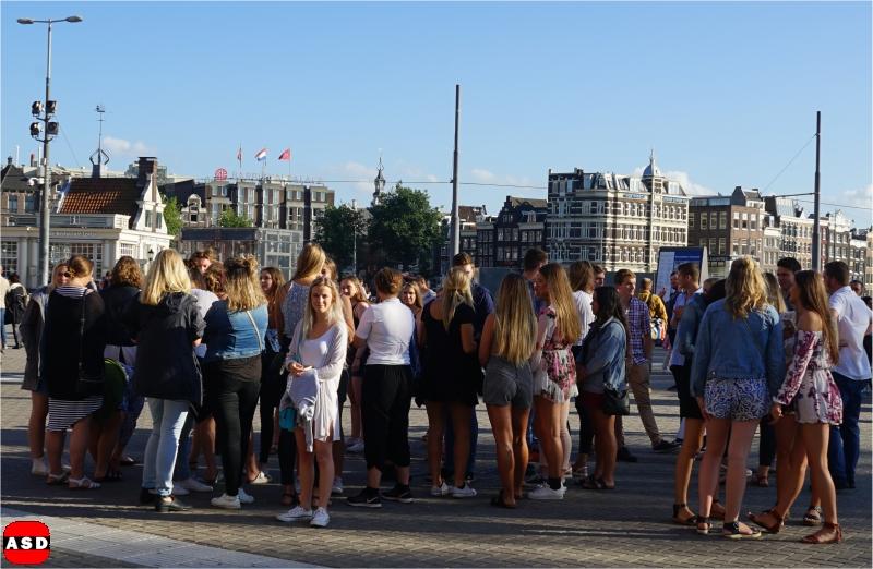 Zomer 2016 in Amsterdam