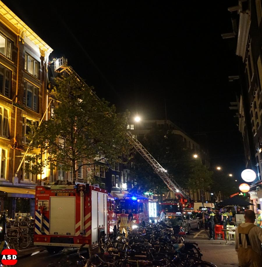 Brandweer Spuistraat
