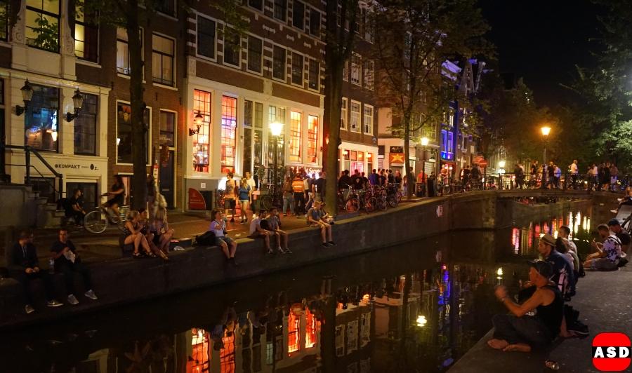 At the RLD of Amsterdam