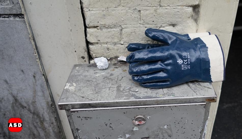 handschoenen kwijt?