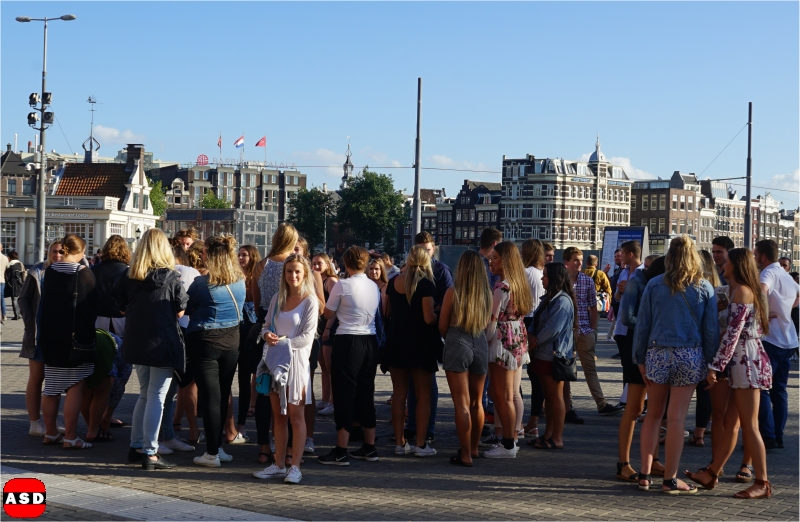 16 August 2016, Zomer in Amsterdam
